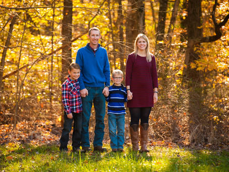 2019 Fall Mini Sessions Are Here!