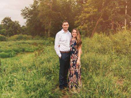 Ashley & Corey's Engagement Session