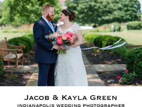 Mr. & Mrs. Jacob Green