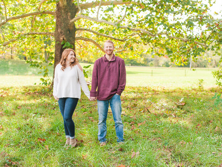 Jess & Bryce- Engagement Session