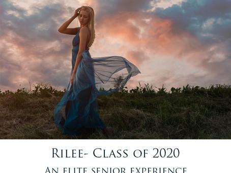 Rilee- Class of 2020 Senior Rep