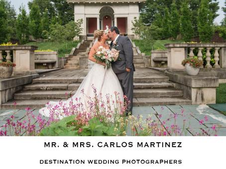 Mr. & Mrs. Carlos & Andrea Martinez
