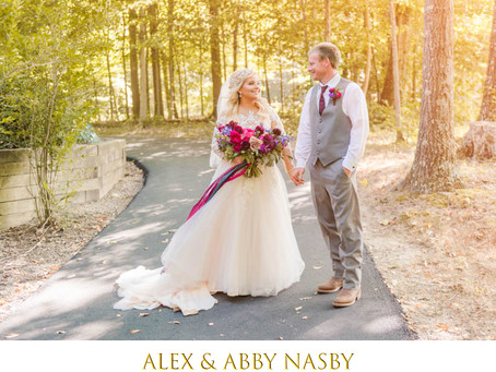 Mr. & Mrs. Nasby