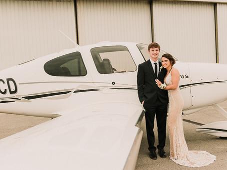 Brady & Emily- Prom