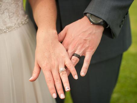 Mr. & Mrs. Handt!