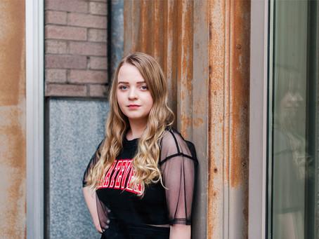 Heather- 2018 Senior