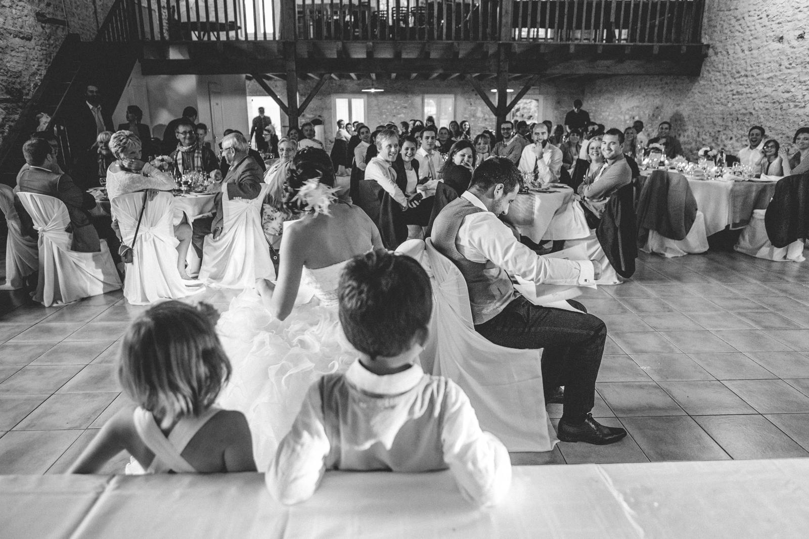 Soirée mariage julien valantin