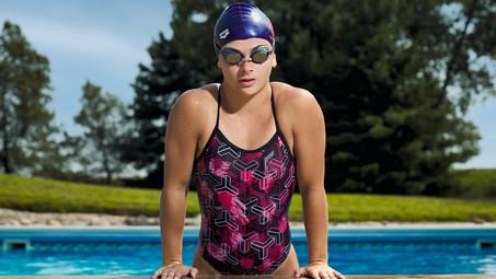 Lauren the 16 year old Olympic Phenom.