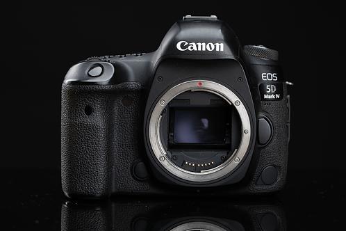 Canon 5D Mark IV with Canon Log
