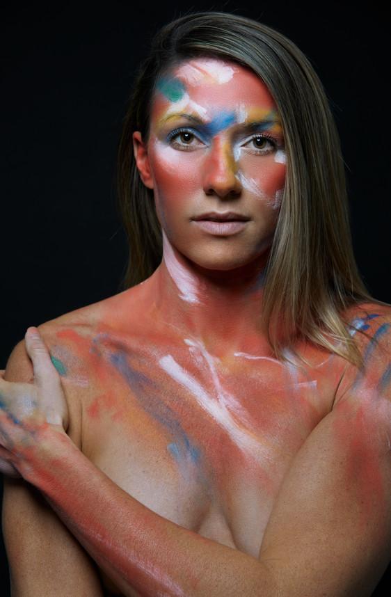 Paint + Portrait Series 1