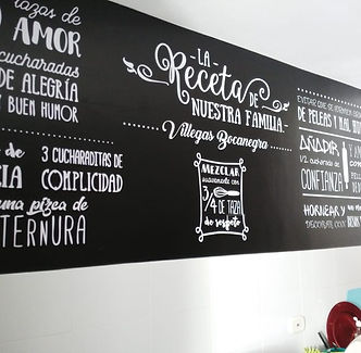 destakatumarca - branding pared cocina -