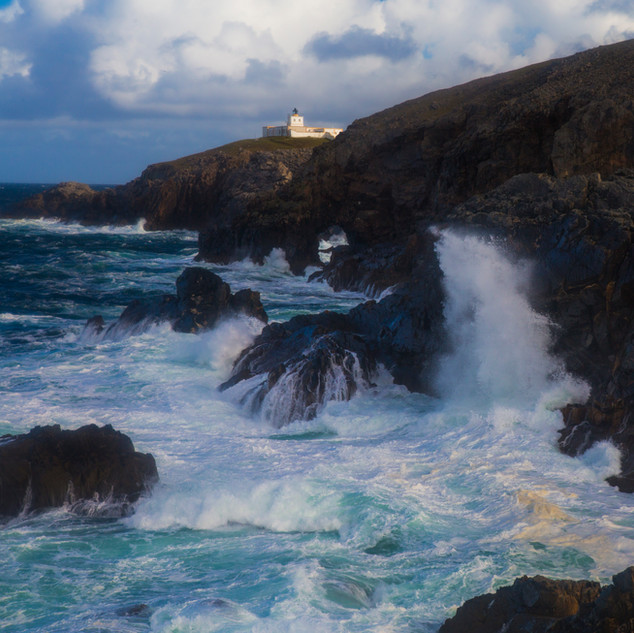 Strathy Lighthouse