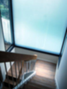 fine detailing high spec glazing