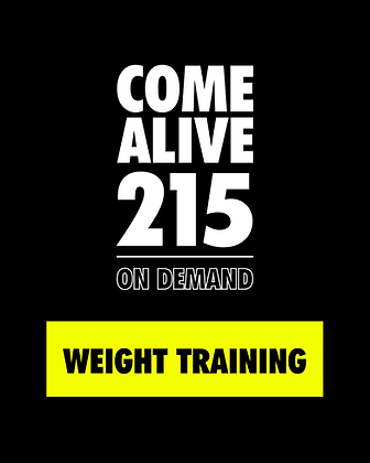 On Demand Weight Training: Full Body