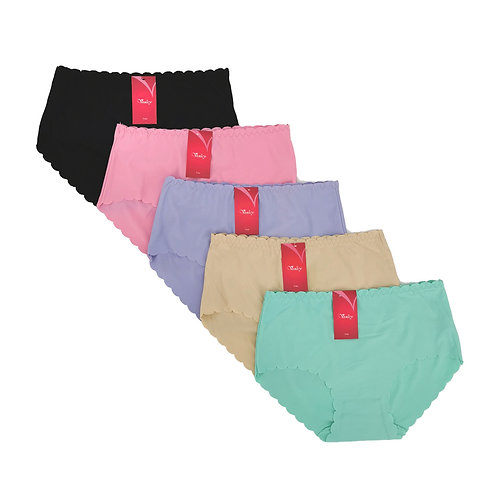 VENICY Comfort Panty Pack Isi 3 Spandex Cotton Mix