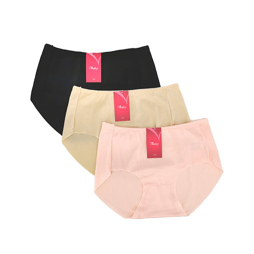VENICY Comfort MicroFibre Spandex Panty Pack Isi 3 Art83028