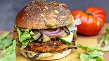 The Anatomy of a Veggie Burger