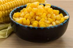 Veggie Burger Ingredient Corn