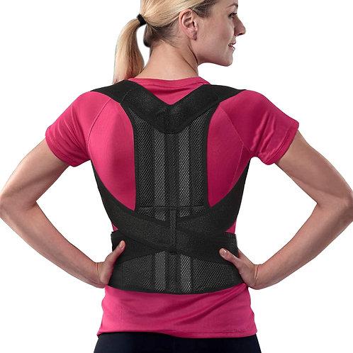 Back Brace for Women and Men Adjustable Posture Corrector Improve Posture Lumbar