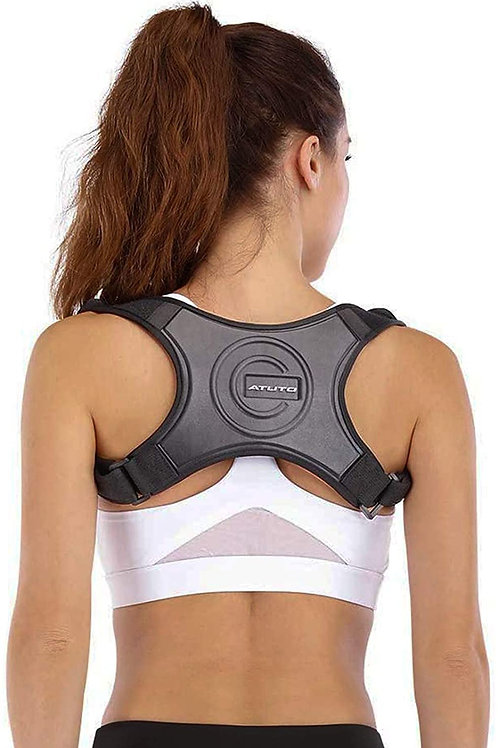 Posture Corrector and Back Support for Women Men, Comfortable Adjustable Upper B