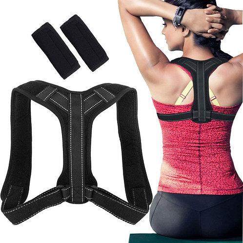AmoBody1 Posture Corrector for Women & Men Upper Back Support for Slouching Hunc