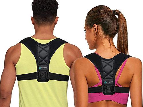 Posture Corrector for Women Men, Back Brace, Comfortable Posture Trainer for