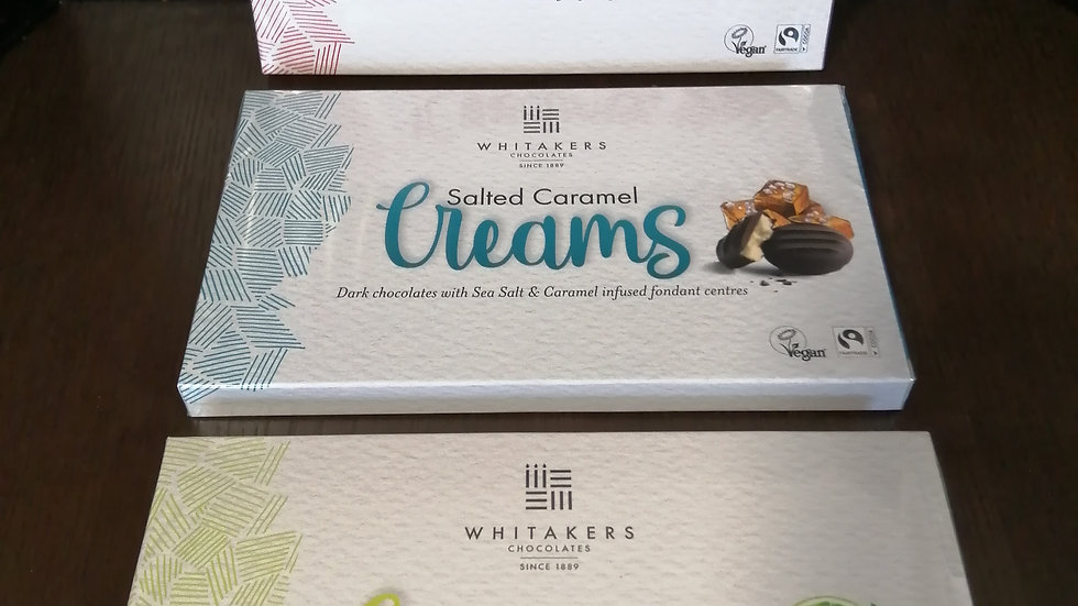3 x Boxes Dark Chocolate Creams