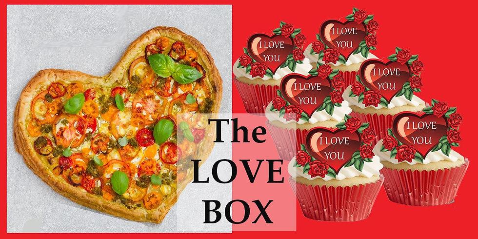The LOVE Sharing Gift Box