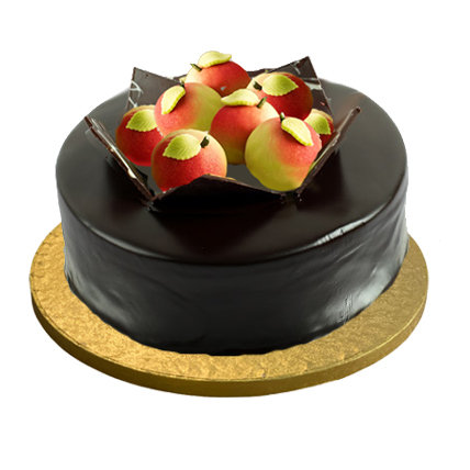 6 Inch Tunis Cake - Almond and Ganache