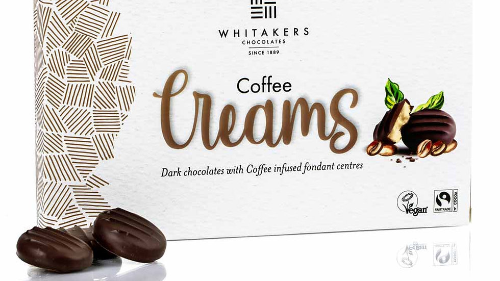 DARK CHOCOLATE Coffee CREAMS