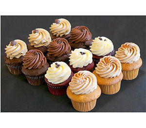 Cupcake boxes delivery isle of Wight