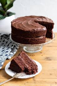 "8"" Moist Chocolate Indulgence Cake"