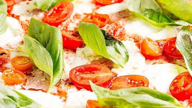 PIZZA - Margherita (10 Inch) Sourdough