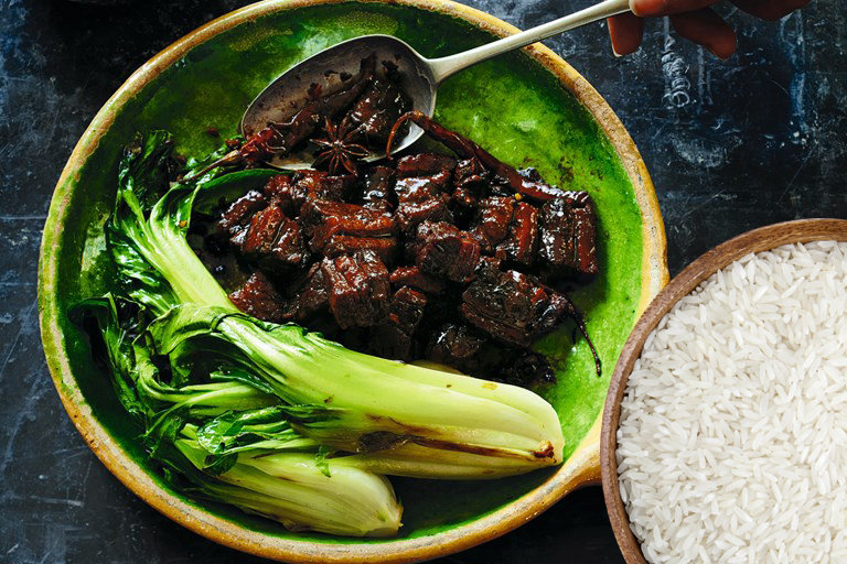 3 Course Asian Sticky Pork Meal for 2
