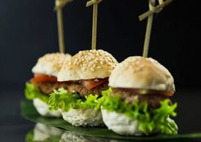 Party Food Platters for 6 (Savoury and Sweet incl.)