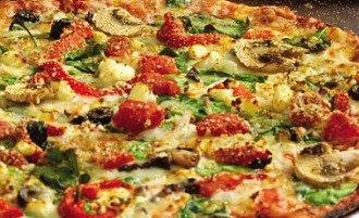 Vegan PIZZA - Espana (10Inch) Sourdough