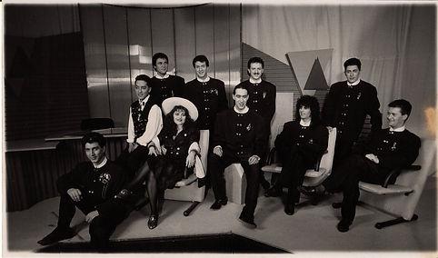 Carlos Ferrant en la Orquestra da Televisión
