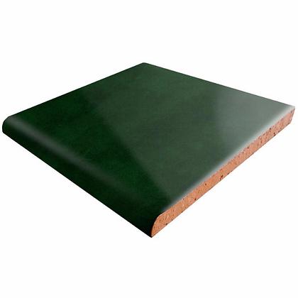 Brilliant Green Talavera Bullnose