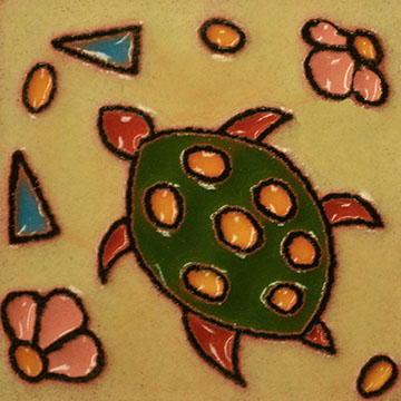 Turtle Relieve