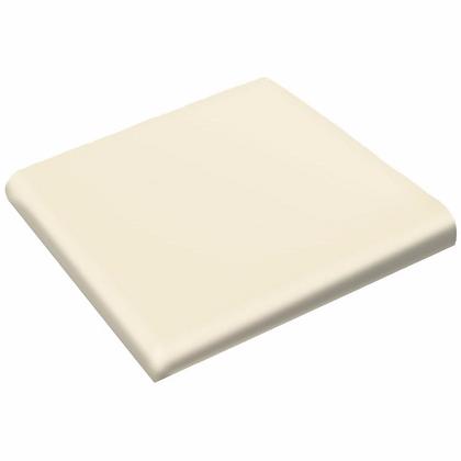 Cream White Talavera Double Bullnose