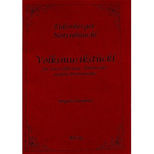 Eidenberger Notenbüachl BD-215 von Brigitte Dumfart