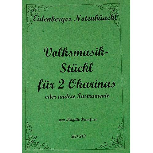 Eidenberger Notenbüachl BD-213 von Brigitte Dumfart