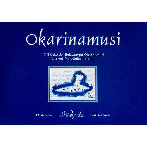 Okarinamusi von Karl Edelmann