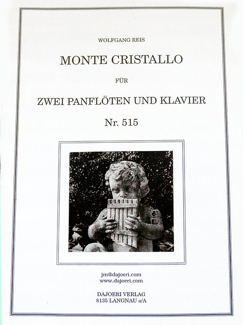 Monte Cristallo von Wolfgang Reis