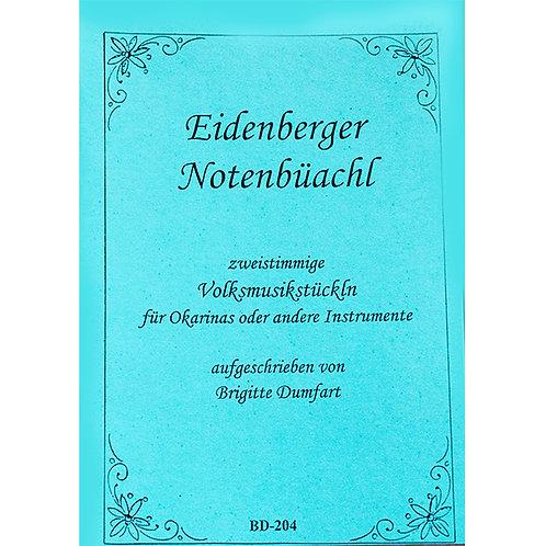 Eidenberger Notenbüachl BD-204 von Brigitte Dumfart