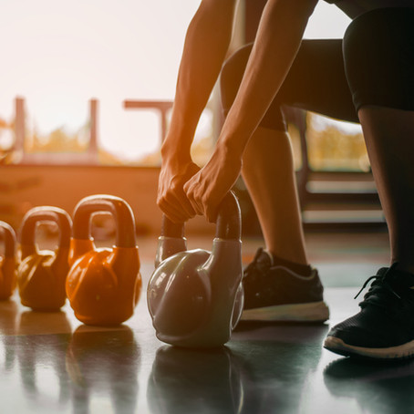 The Best Kettlebell Exercises To Work Every Muscle Group