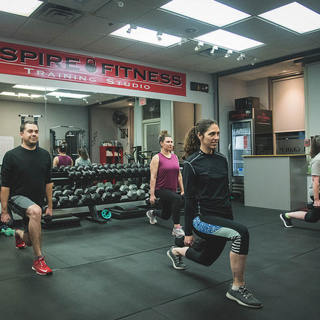 5 Benefits of Group Exercise Classes