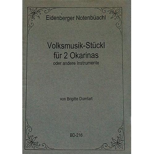 Eidenberger Notenbüachl BD-216 von Brigitte Dumfart
