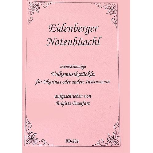 Eidenberger Notenbüachl BD-203 von Brigitte Dumfart