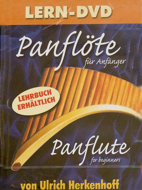 Lern DVD für Panflöte für Anfänger Deutsch und Englisch